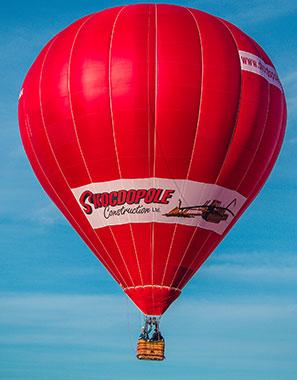 Havasu Balloon Festival and Fair, Lake Havasu City, AZ